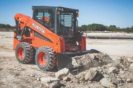 kubota ssv65 and ssv75 skid steer product overview with videos