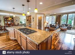 kitchen center islands spacious luxury home with large granite top center island kitchen