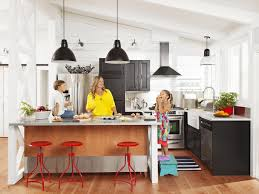 kitchens with islands images 20 dreamy kitchen islands hgtv
