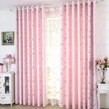 chambre fille romantique rideau chambre fille mignon romantique poly coton actoile