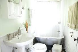 clawfoot tub bathroom design claw tubs with shower size of bathroom tub in tiny