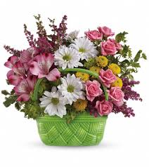 florist greenville nc teleflora s basket of beauty bouquet in greenville nc cox floral