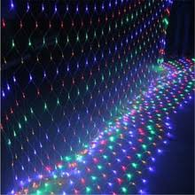 compare prices on led christmas net lights warm white online