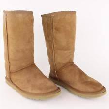 ugg renatta sale ugg australia leather wedge s us size 10 ebay