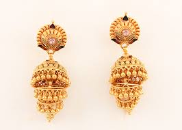 pictures of gold earrings look and unique with earring gold bingefashion