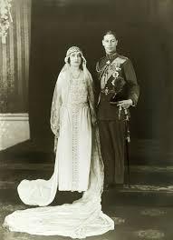 wedding of prince albert duke of york and lady elizabeth bowes