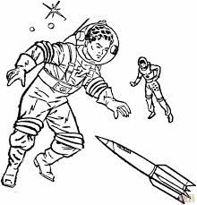 space ship coloring pages newcoloring123