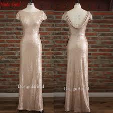 cowl back bridesmaids dressescheap bridesmaid dress longgold
