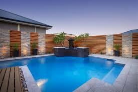 pool area minimalist swimming pool design with high level of