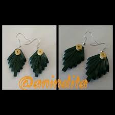 eco earrings 489 best quilling paper bead earrings 4 images on