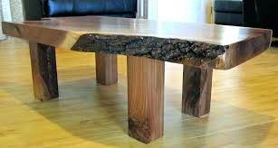 wood slab coffee table diy wooden slab tables natural wood furniture slab dining table by