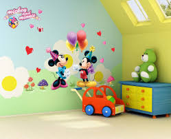 mickey mouse clubhouse bedroom accessories pierpointsprings com compare prices baby mickey mouse minnie hot sale cartoon kids mickey minnie mouse wall sticker home