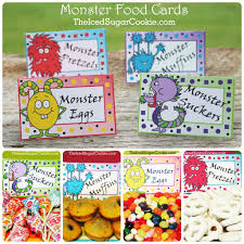 birthday halloween cards monster party monster birthday monster party decorations