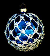 ravelry crocheted ornament covers 1 patterns