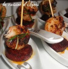 la cuisine d agnes crevettes au paprika sur chorizo recette par la cuisine d agnes
