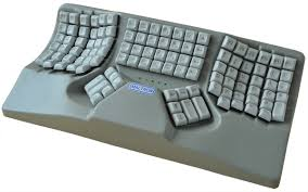 dual handed maltron l90 ergonomic 3d keyboard handi enterprises