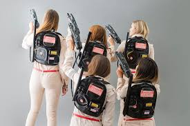 yes you can diy your own group ghostbuster costume brit co