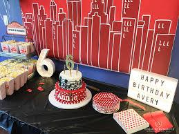 Hobby Lobby Light Box Avery U0027s Annie Themed Birthday Party Lots Of Ideas
