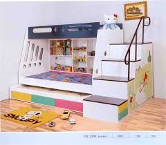 cool beds for kids with three bed bunk excerpt bedroom ideas