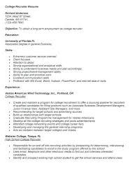 recruiter resume exles recruiter resume exle best resume genius resume sles images