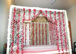 bedroom decoration for wedding night bed decoration for wedding