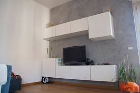 ikea besta gabriele s asymmetric ikea besta hack from italy apartment therapy