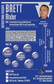 infographic resumes infographic resumes brett bixler s eportfolio