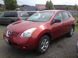 rogue black friday sale 2009 nissan rogue s for sale in friday harbor wa stock 100122