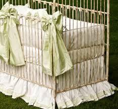 vintage crib antique vintage wood shabby chic white baby crib