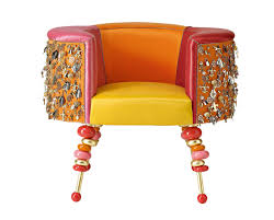 Toy Chair Toy Jewel Armchair Is Loaded With Good Luck Charms Luxurylaunches