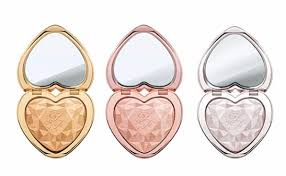 love light prismatic highlighter face highlighter too faced love light prismatic highlighter