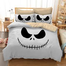 2017 3d nightmare before duvet cover set quilt cover