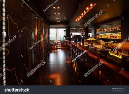 bar counter bar counter red tall chairs empty stock photo 93996775 shutterstock