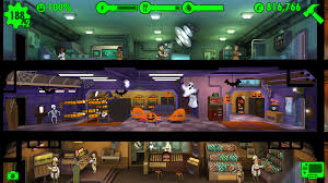 halloween pc fallout shelter gets spooky with halloween update