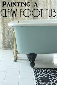 Bathtub Paint Repair Best 25 Tub Paint Ideas On Pinterest Bathtub Redo Tub Tile And