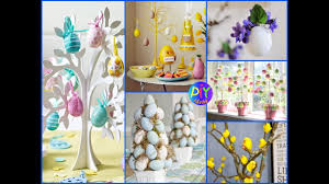easter egg tree decorations easter egg trees ideas diy easter decorations