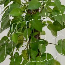 amazon com hihydro trellis netting heavy duty nylon tangle free
