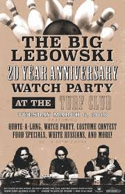20 yr anniversary the big lebowski 20 year anniversary party and costume