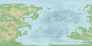 Fantasy World Map by Build This Fantasy World Map 1 Worldbuilding