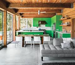 photo 8 of 9 in 9 eco friendly homes with smart sustainable