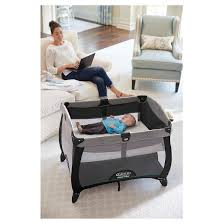 Graco Pack N Play Changing Table Graco Quick Connect With Portable Napper Playard Darcie Target