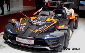 lexus bow 2015 ktm x bow rr is 400hp of race ready speed with full track upfit
