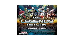 2015 Ironman Legends Of Motocross Race Hd Video Dailymotion
