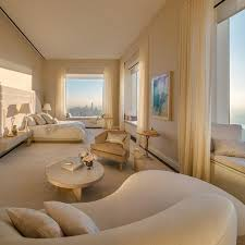 Home Design Inside The Hottest Luxury Penthouse Design In New