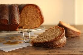 maple walnut pound cake vintage kitchen