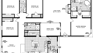 4 bedroom house floor plans awesome 4 bedroom floor plans contemporary home design ideas
