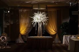Flower Decoration For New Year by New Year U0026 39 S Eve Wedding With Glittering Metallic Details In