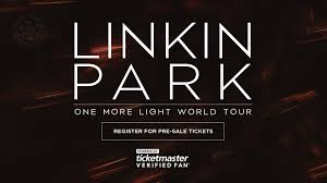 one more light tour america register for access to pre
