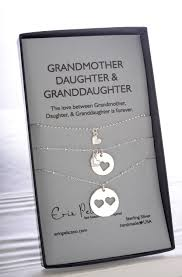 gifts for grandmothers grandmother jewelry set gift for necklace