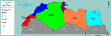 Map Of Northern Africa by File Map Africa North Africa Regions Png Wikimedia Commons
